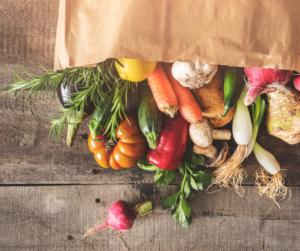 invloed van groente op je stemming